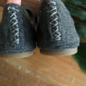 Lucky Brand Shoes - Lucky Brand Gray Ballet Flats Size 7